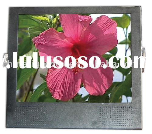 17 inch Bus LCD Advertising Player, Bus TV Monitor, Bus Advertising TV