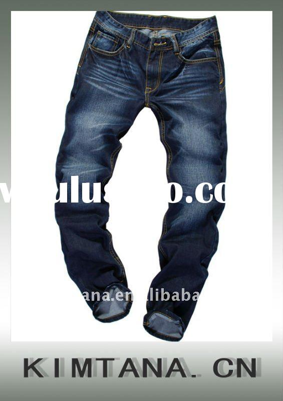 2011 Men's fashion urban cotton denim jeans JEM-X11024