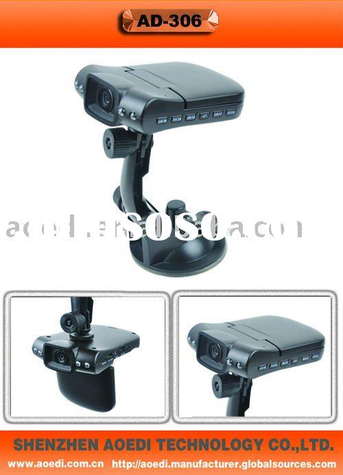 2011 New Car Black Box Camera View Recorder with 2.5 inch screen 120 degree wide-angle lens