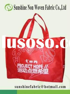 2011 hot sell High quality nonwoven fabric material for shopping bag