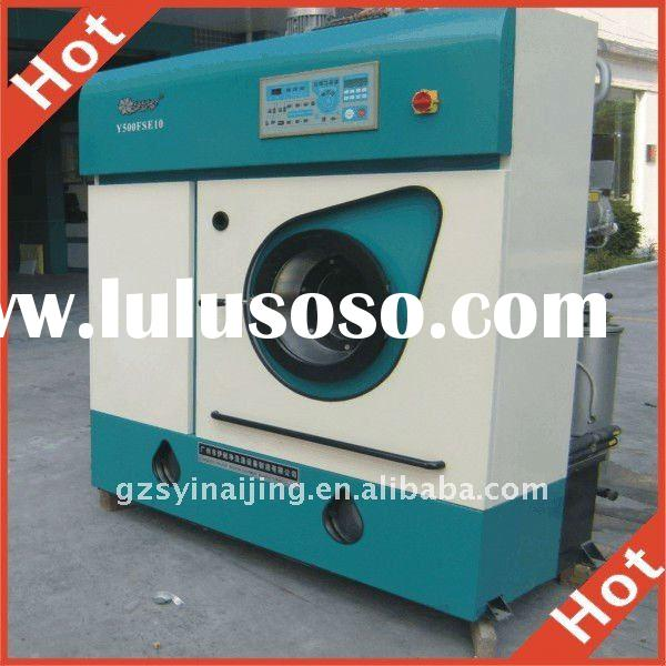 2011 hot selling oil dry cleaning machine