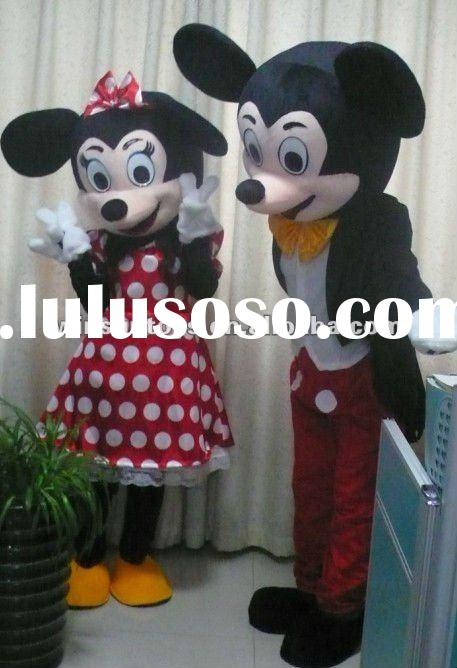2012 Cute Party Costumes,Mascot,Cartoon Characters Costumes,Animel Costumes