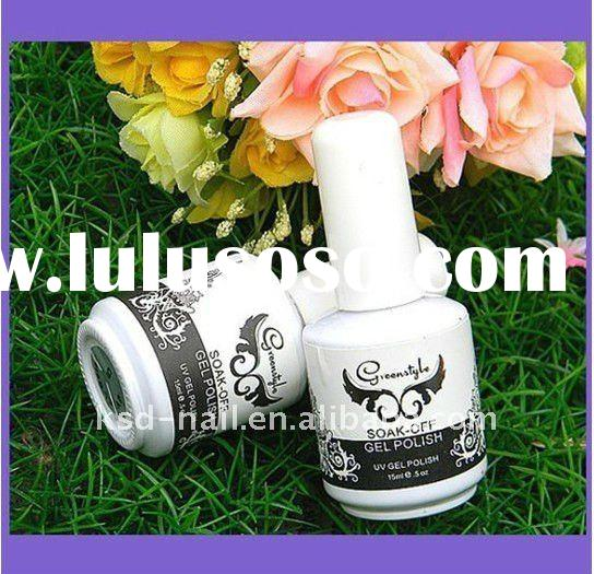 2012 Gelish uv/led soak off color nail gel
