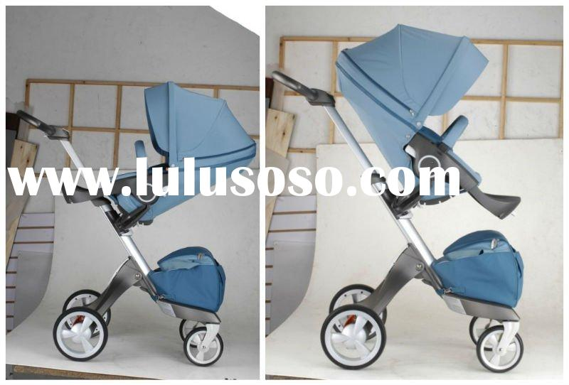 2012 new design similar to Stokke Xplory baby stroller good quality high-end baby pushchair carriers