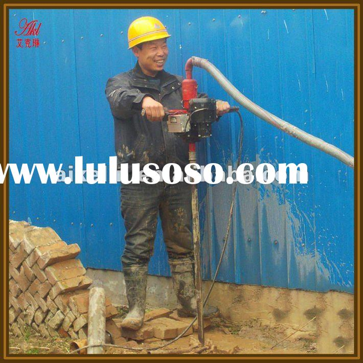 2012 the most portable and durable portable water well drilling rigs for sale AKL-G-3