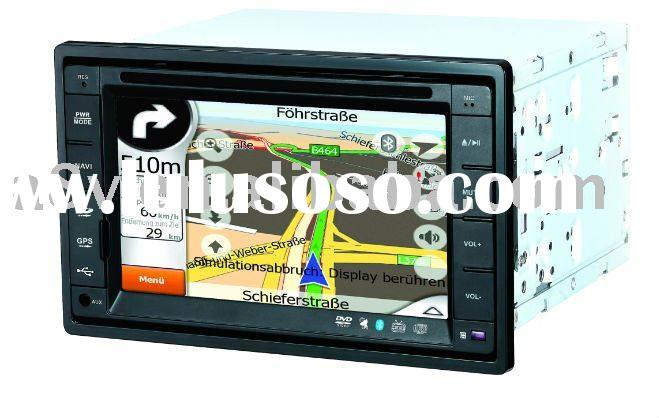 2 DIN 6.5 INCH TOUCH SCREEN Car DVD Player
