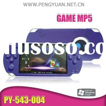 4.3 inch Game player, handheld game player