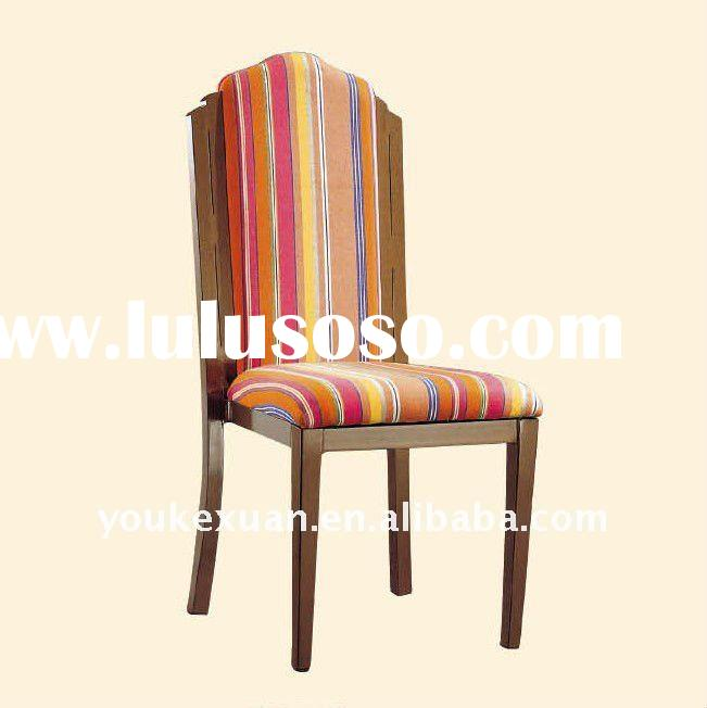 5 Star Hotel Furniture High Back Restaurant Dining Chair On Sale