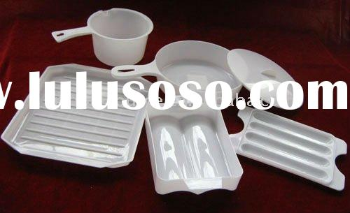 5 pcs microwave kitchen set,kitchen utensils,house used tools,storage box,food container,plates