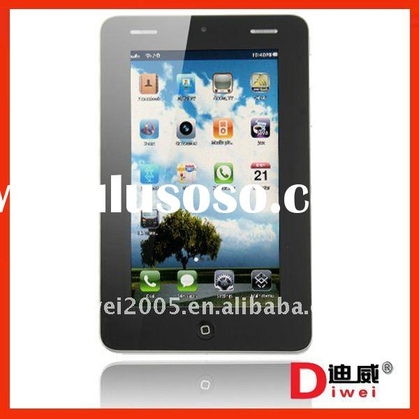 7 Inch Tablet PC WiFi GPS TV Mobile phone F2