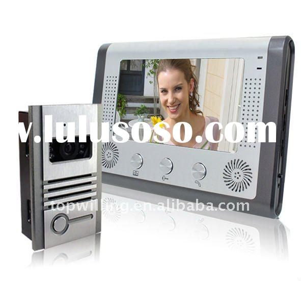 7'' TFT handfree Color Video Door Phone manufacturer