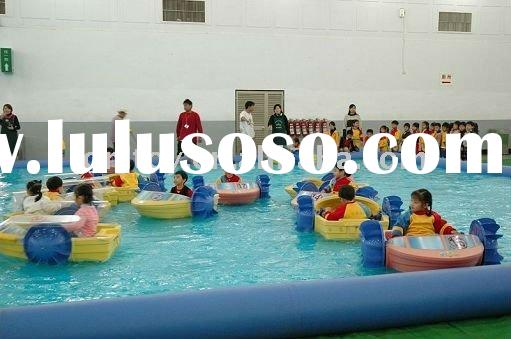 Alibaba hot sale infinity pools/PVC water ball pool