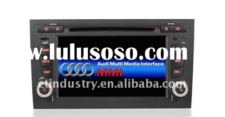 Audi A4 2-DIN Car DVD Player