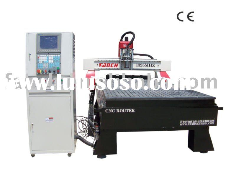 Auto tools changer on CNC router
