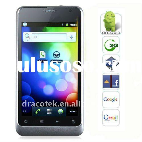 B63M Android 2.3 3G WCDMA+GSM dual SIM smartphone MTK6573 with 4'' capacitive touchs