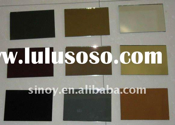 Back Painted Float Glass