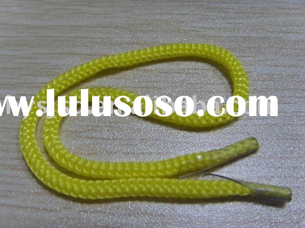 Braided pp round rope shopping bag handle