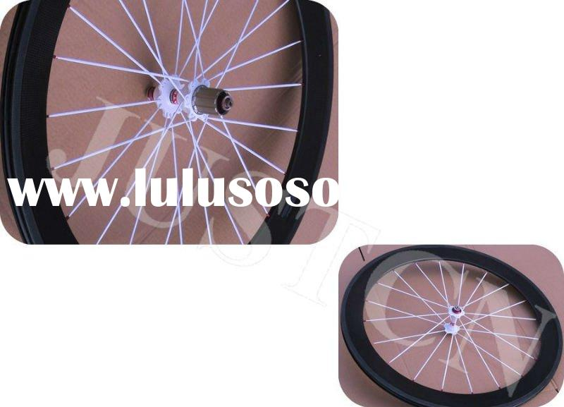 Carbon wheelset clincher 60mm