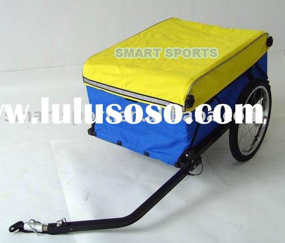 China bike cargo trailer / bicycle cargo trailer bicycle trailer