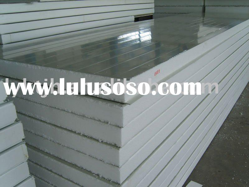 Colour EPS sandwich panel for wall