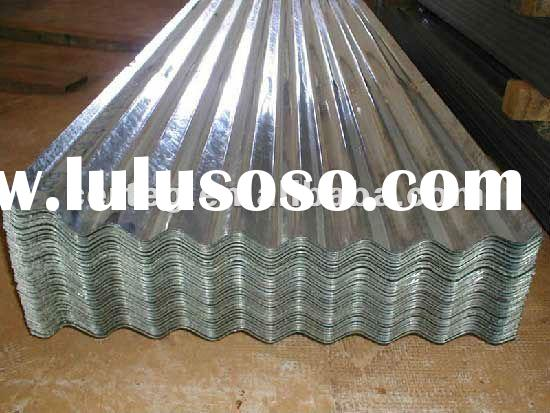 Corrugated Iron Roof Sheets