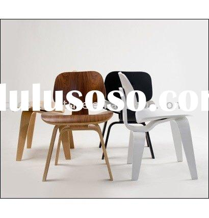 Eames lounge chair wood LCW Eames lounge chair Barcelona chair Eames plywood chair