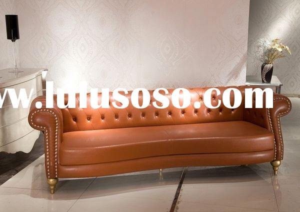 European style furniture antique chaise lounge chair