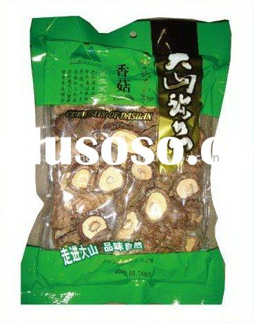 Healthy Dried Shiitake Mushroom cultivation, chinese health food
