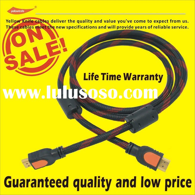 High Speed HDMI 3D Cable with Ethernet , most competitive quality and low price, HMHM-RP-E2