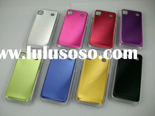 Hot sell metal+plastic case for Samsung Galaxy S/I9000 mixcolor