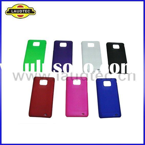 Hybrid Mesh Hard Case for Samsung Galaxy S 2 i9100