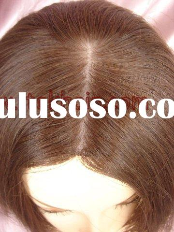 Jewish Wig/kosher Wig;silk Top/french Top/skin Top Full Lace Wigs,accept Paypal