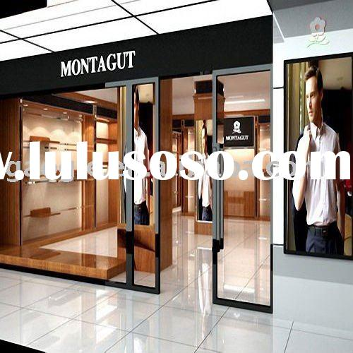 MDF display furniture for shoes