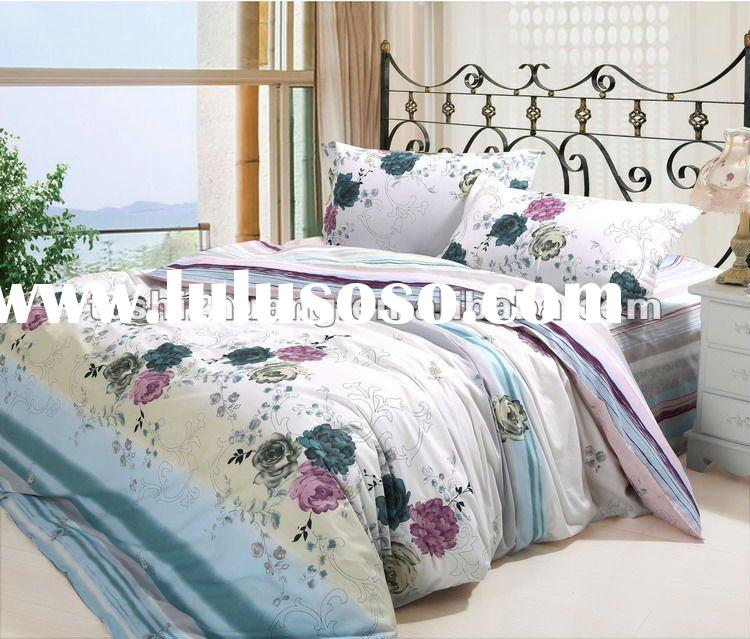 More cheaper ,100% cotton duvet cover bedding sheet sets