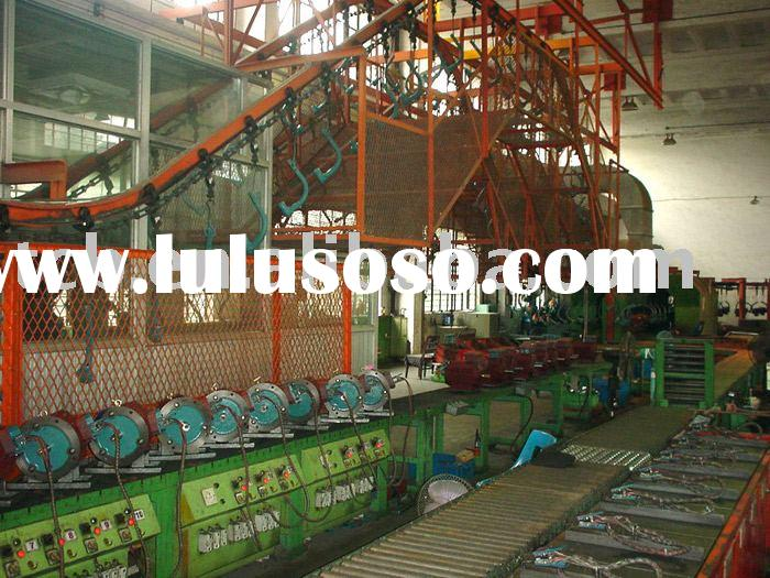Motor Production line Assembly line