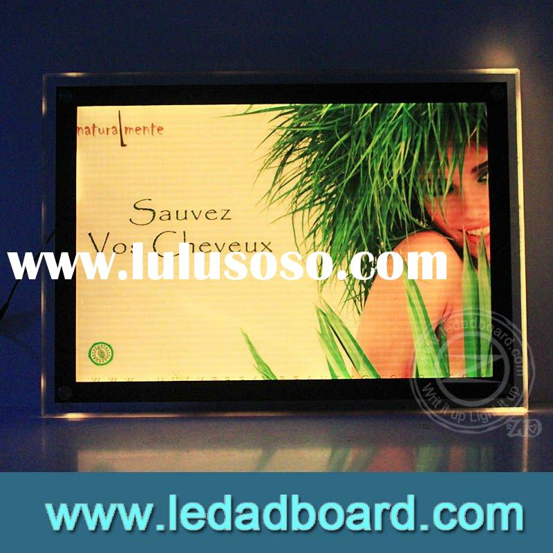 New Creative Products LED Light Box Signboard for Promotion