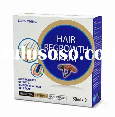 OEM/ODM Private label, Hair Growth Products, Cure 10 Years Hair regrowth Problem within 15 days,Best