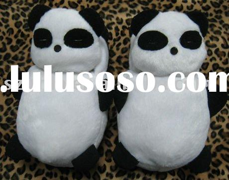 Plush Animal Design Indoor Slippers 2011