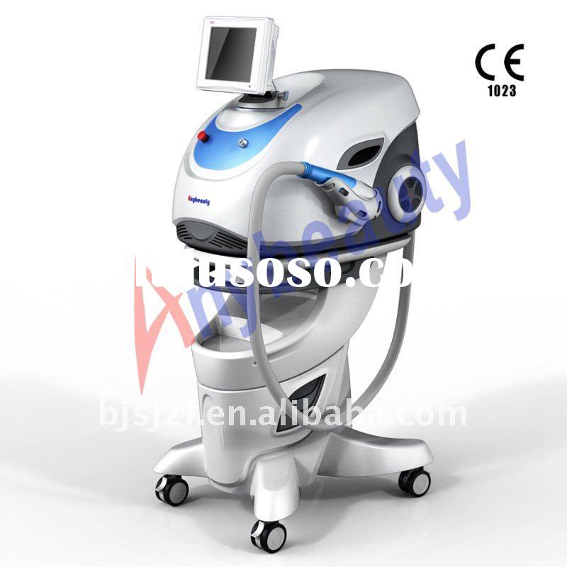 Portable E-light (IPL+RF) Hair Removal Machine with Medical CE