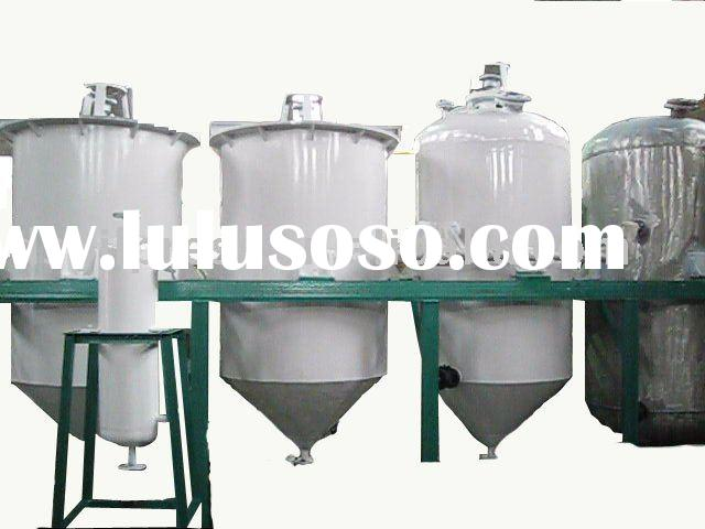 Rapeseeds crude oil multi-extraction equipment
