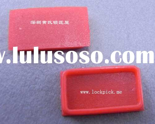 Remote Key Side Button Replace Rubber for Cayenne---021799
