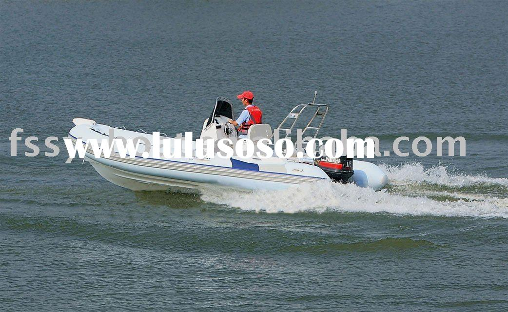 Sell 6.35 meter RIB boat (Rigid inflatable boat)