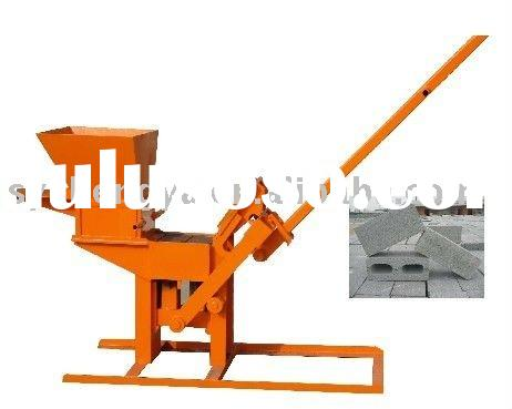 Small Manual Mud Brick making machine (QMR2-40)