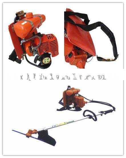 Small displacement back lawn mower /grass cutter