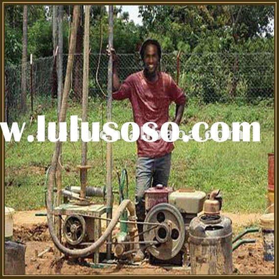 Small portable water well drilling rigs Akelin-G-1 for sale