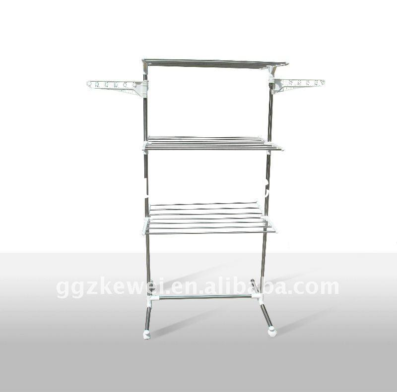 Stainless Steel Clothes Drying Rack Stand