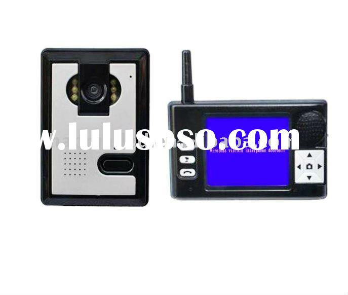 TFT 3.5 Inch Digital wireless door camera with monitor