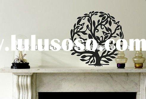 The Tree Of Life Vinyl Wall Sticker, Vinyl Wall Decal