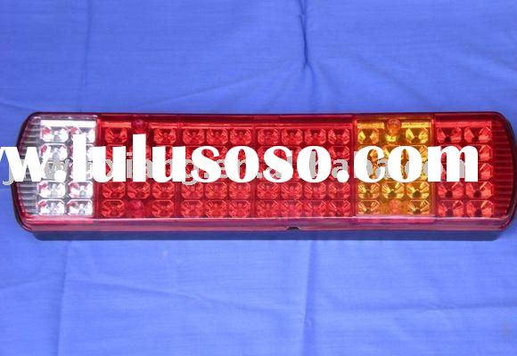 Truck parts Truck tail lamp for Volvo with e-mark