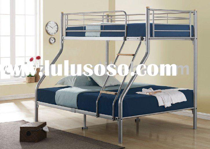 Twin OVER Full Metal Bunk Beds MBD035